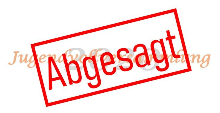 Absage der Jugendvollversammlung am 15.03.2020